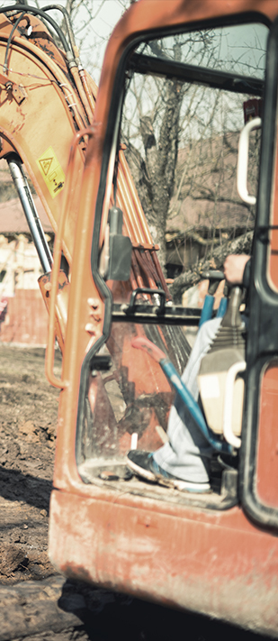 About New Creation Excavating LLC